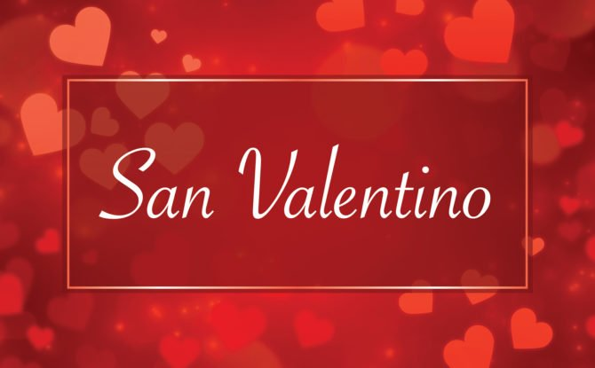 Promo week-end San Valentino